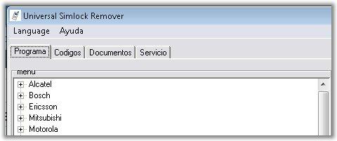 Liberar Motorola - Guia paso a paso - Universal Simlock Remo