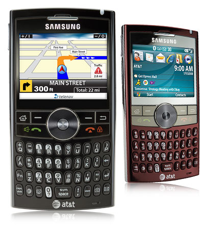 Samsung BlackJack 2
