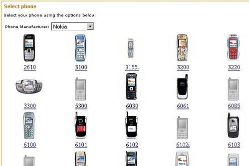 selectphone