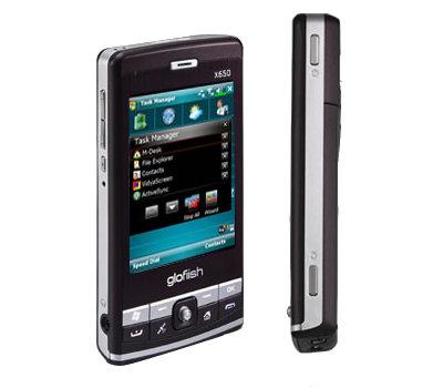 GloFiish X650 Un Smartphone Por E-TEN
