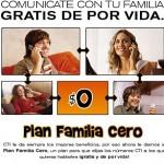 Plan Famila 0, la nueva promocion de CTI Móvil