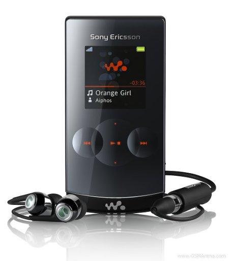 Sony Ericcson w980