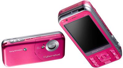 Sony Ericsson Cyber-ShotW61S