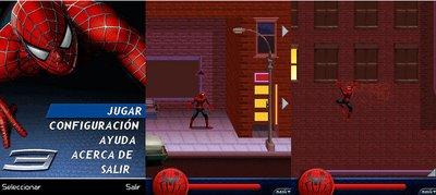spiderman3 juego