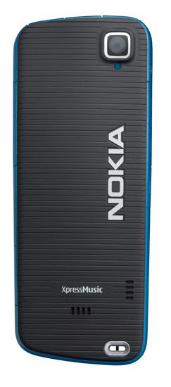 Nokia 5220 back