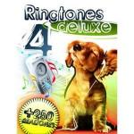 Ringtones Deluxe 4: Colección de más de 250 tonos para descargar
