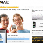 Momail: revisar el correo de Yahoo, Hotmail o Gmail desde tu celular