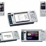 Manual del Nokia N95 en español