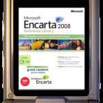 Descargar Microsoft Encarta 2008 para tu celular