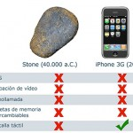 Piedra VS iPhone 3G