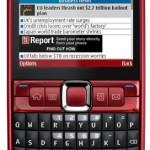 Nokia E63, mas economico que el E71