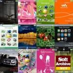 Nuevos temas gratis para tu celular Sony Ericsson