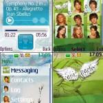 Tema de Casi Angeles para celular Nokia 5200