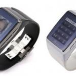 LG GD910, celular y reloj de pulsera