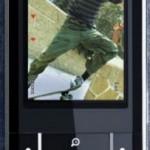 "Motorola ZN300 con teclado ""Morphing"""