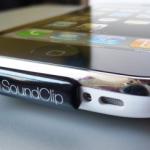 Soundclip, un amplificador pasivo para el iPhone
