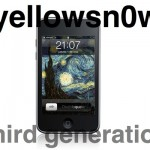 yellowsn0w = iPhone 3G liberado