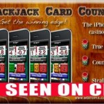 BlackJack Card Counter: Contando cartas con el iPhone