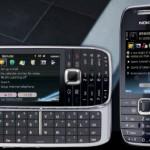 Nokia E75 y Nokia E55 , optimizados para la eficiencia de energia