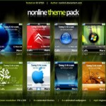 Pack completo Sony Ericsson: Temas + Wallpapers + Ringtones