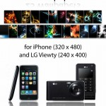 23 fondos de pantalla para LG Viewty y el iPhone
