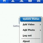 Facebook para Windows Mobile 6.5