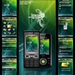 Tema para Sony Ericsson: Ishizu Style Tropical