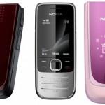 Nokia 2720, 2730 y 7020 acercan Internet a la gama baja