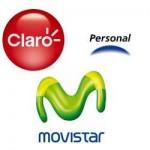 Costo de SMS para Claro, Movistar y Personal