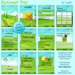 Summer Day; un tema para tu celular Sony Ericsson