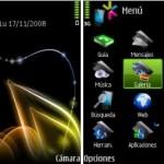Tema Nokialino para moviles Nokia