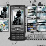 Tema para celulares Sony Ericsson k800