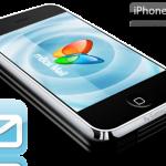Revisar con el iPhone el correo de Hotmail