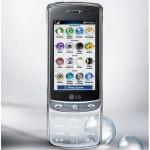 LG GD900 Crystal, caracteristicas y curiosos videos
