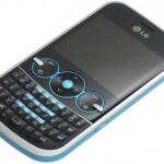 LG GW300 con teclado QWERTY