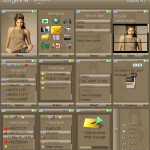Angelina Jolie: Temas Sony Ericsson