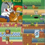Juegos para celular: Tom y Jerry en Mouse Maze
