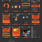Temas Halloween Sony Ericsson