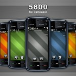 Wallpapers para Nokia 5800 XpressMusic