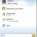 Nueva versión de Windows Live para Windows Mobile
