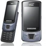 Samsung C6112, con Dual Sim