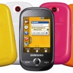 Samsung Corby S3650W con Wifi