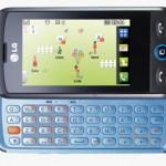 LG GW525 y LG GW550