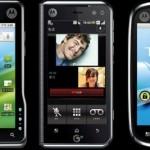 Nuevos terminales Motorola con Android