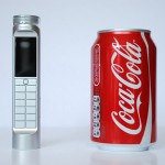 Concept Phone a base de Coca Cola