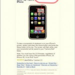 Trucos para el iPhone