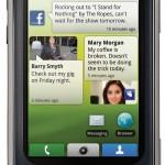 Motorola Cliq XT, presentacion oficial en el MWC