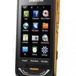 Samsung S5620 Onix, con interfaz TouchWiz 2.0 Plus