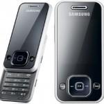 Subir volumen al Samsung F250