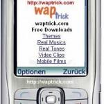 WapTrick, Tonos y Juegos JAVA gatis para el celular